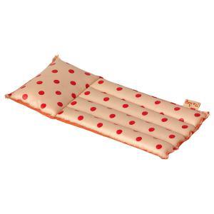 Maileg - 11-1401-01 - Matelas gonflable pour souris - Motifs pois rouges - 1 cm (461126)