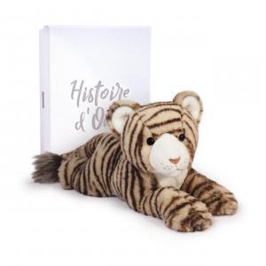 Histoire d'ours - HO3061 - BENGALY LE TIGRE - 35 cm en boîte carton (463210)