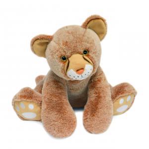 Histoire d'ours - HO3058 - Bébé Lion 35 cm (463222)