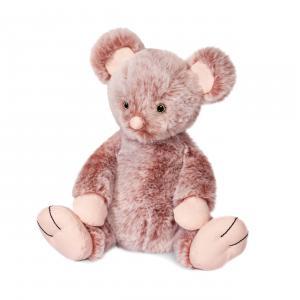 Histoire d'ours - HO3067 - LILY LA SOURIS ROSE - 17cm en boîte carton (463250)