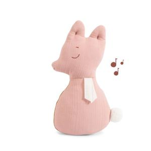 Moulin Roty - 715042 - Coussin musique personnage Après la pluie (465320)