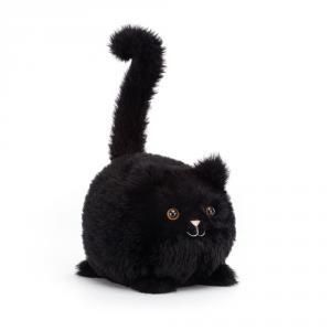 Jellycat - KIC3B - Peluche Caboodle chaton noir (471428)
