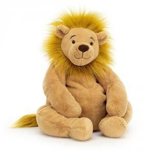 Jellycat - RPL2L - Peluche Rumpletum lion (471462)