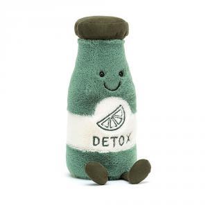Jellycat - A2JD - Peluche Amuseable jus detox (471616)