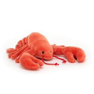 Jellycat - SSEA6LB - Peluche fruits de mer Sensational homard (471638)