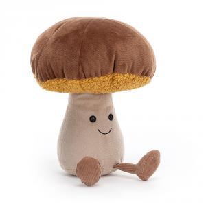 Jellycat - A6TS - Peluche Amuseable champignon vénéneux (471678)