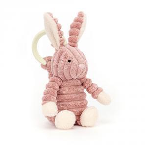 Jellycat - SRJ4BN - Anneau bébé lapin Cordy Roy (471832)