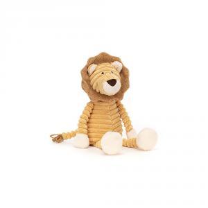 Jellycat - SR4L - Peluche bébé lion Cordy Roy (471842)