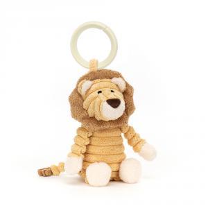 Jellycat - SRJ4L - Anneau bébé lion Cordy Roy (471844)