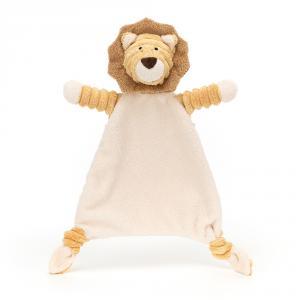 Jellycat - SRS4L - Doudou bébé lion Cordy Roy (471846)