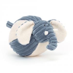 Jellycat - SRAB4E - Balle d activité bébé éléphant Cordy Roy (471848)