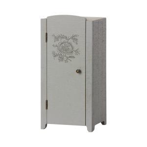 Maileg - 11-1009-00 - Armoire miniature - Gris/menthe (471962)