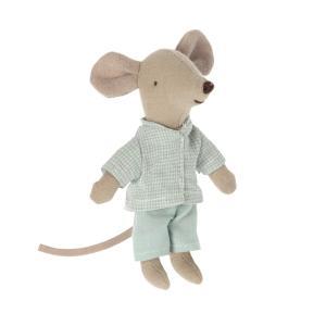 Maileg - 16-1727-02 - Pyjama pour petit frère souris (472132)