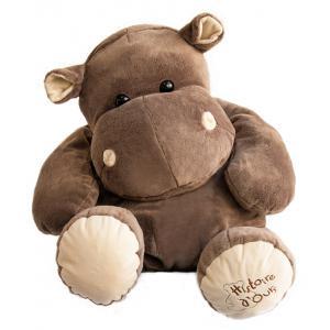Histoire d'ours - HO1287 - Les animaux des grands espaces - La savane - HIPPO 80 cm (92402)